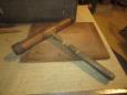 Old Shipwrights Hammer, Wood & Metal
