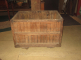 Oversized Crate on Castors