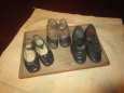 Early Pairs of Shoes