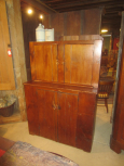 19th Century 4 Door Cupboard