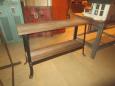 Repurposed Industrial Table