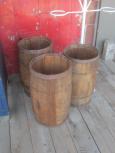 Old Nail Kegs