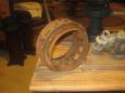 Old Wagon Wheel Hub