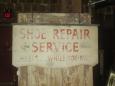 Old Shoe Repair Sign