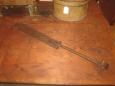 19th Century Adjustable Trammel Hook- Open