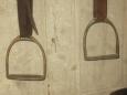 Closeup of stirrups