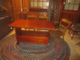 Early Bench Table