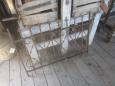 Old Window Gate