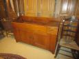 19th Century Pine Drysink, 2 Doors with 1 Drawer