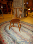 1800-1810 Crest Rail/Square Back/ Rod Back Windsor Chair