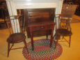 19th Century Beautiful One Drawer Stand