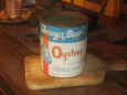 Jersey's Best Oyster Tin