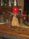 Dandy Dairy Red Top 1 Gallon Butter Churn