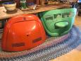 2 Vintage Volkswagon Hoods