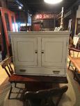 2 Door One Drawer Cabinet