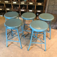 Painted Stools