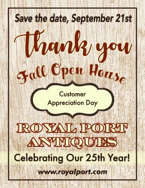 Royal Port Postcard 2019