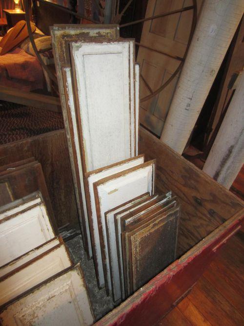 18 Early Door Panels