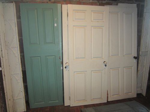 7 Panel Doors (4 panel & 6 panel)