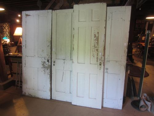 Early 4 and 6 Panel Doors