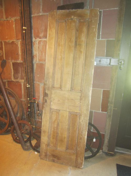 Early 4 Panel Door