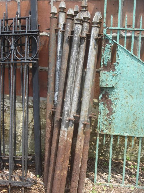 Later Iron Posts