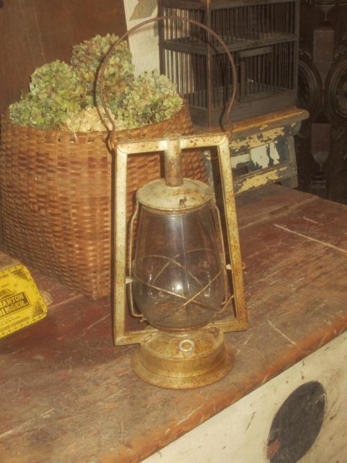 Dietz Hot Blast Lantern
