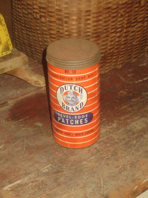 Dutch Patch Bin