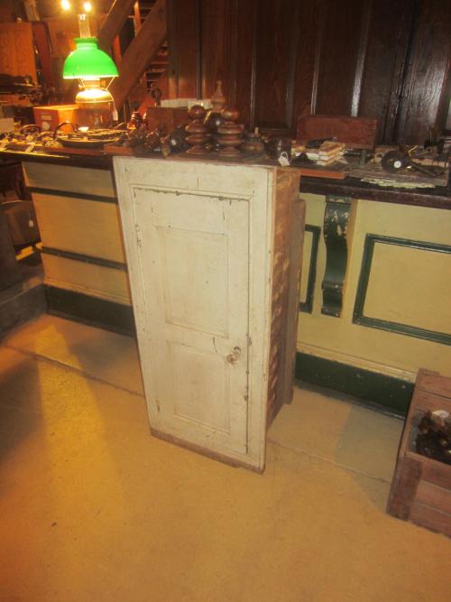 19th Century Built in Cupboard