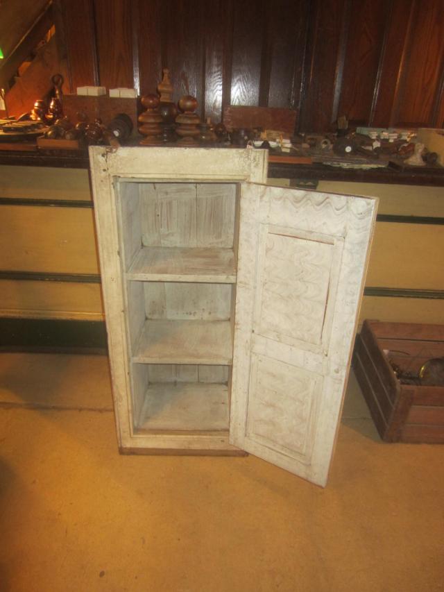 Inside shot of cupboard