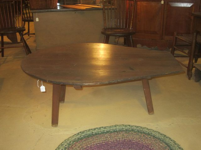 Old Bellows Table