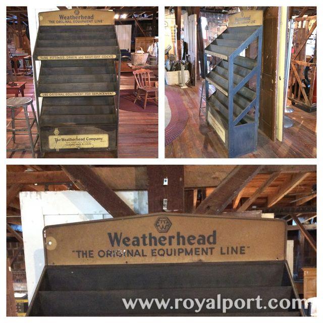 Weatherhead Display Stand