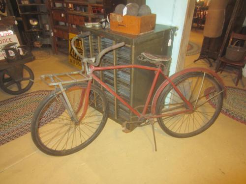 Snappy Boy Bike