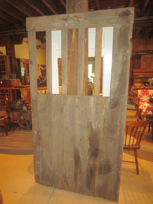 Early Stable Barn Door