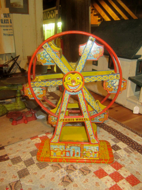 Hercules Toy Ferris Wheel