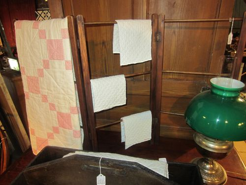 Diminutive Folding Drying Rack