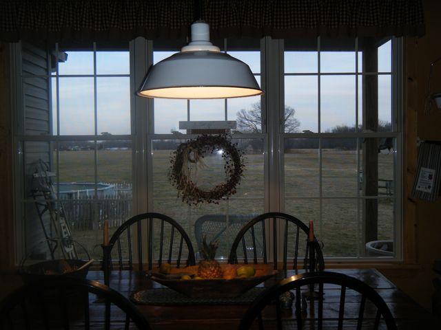 Rita & Dan DiCristino's Kitchen Light Fixture