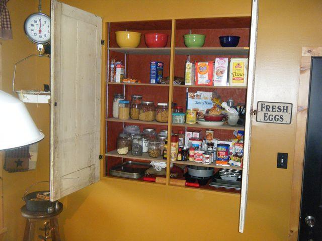 Rita & Dan DiCristino's Kitchen Cabinet