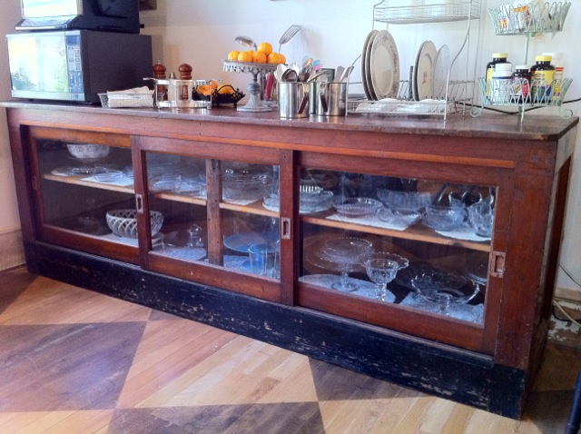 Rosemary Rossell Store Display Cabinet